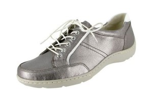 Waldlaufer Henni Oxford Sand Metallic