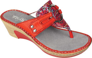 Alegria Red Bloom - $109.95