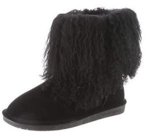 Bearpaw Boo Black - $119.95