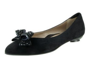 Beautifeel Stella Black Suede - $395
