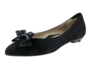Beautifeel Stella Black Suede - $395